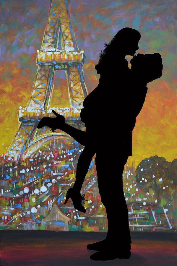 O noapte in Paris