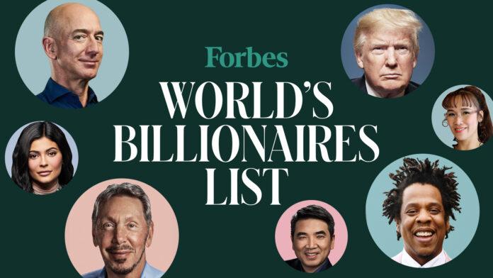 Miliardarii lumii