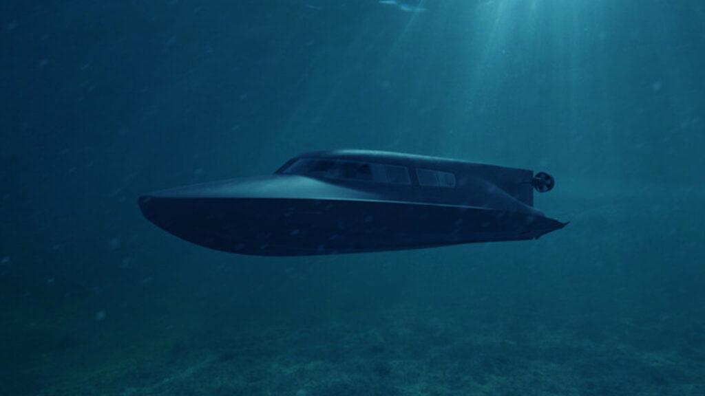 submarin Victa