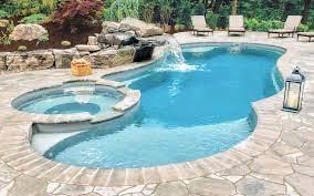 piscina in curtea ta