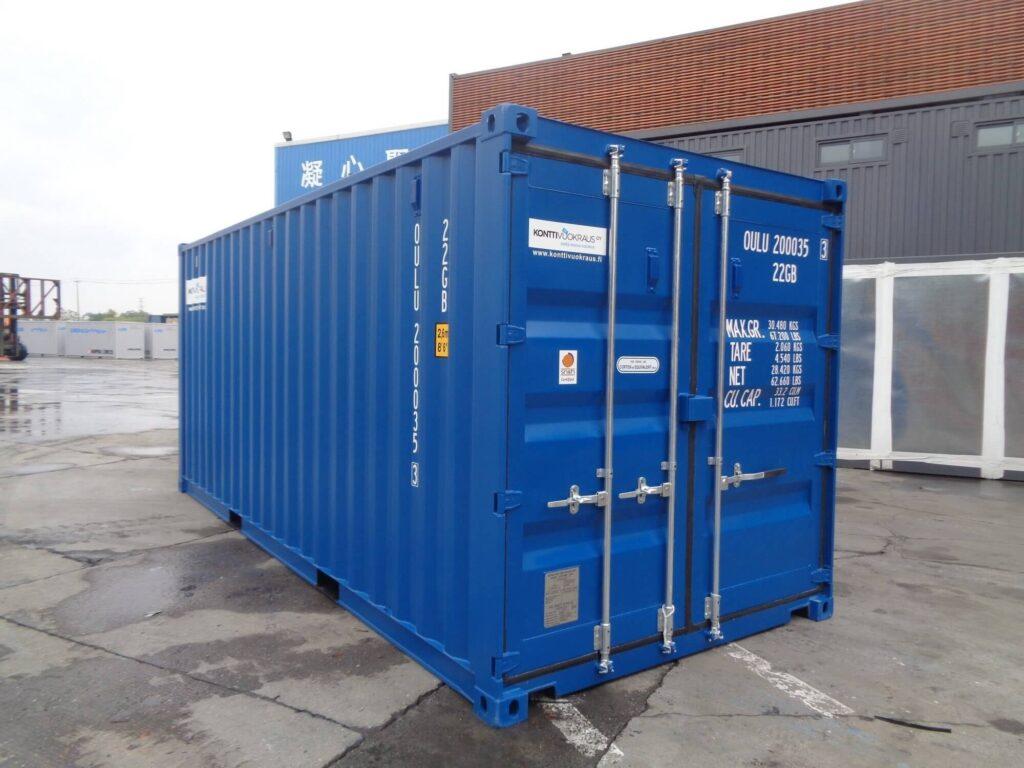 containere romania