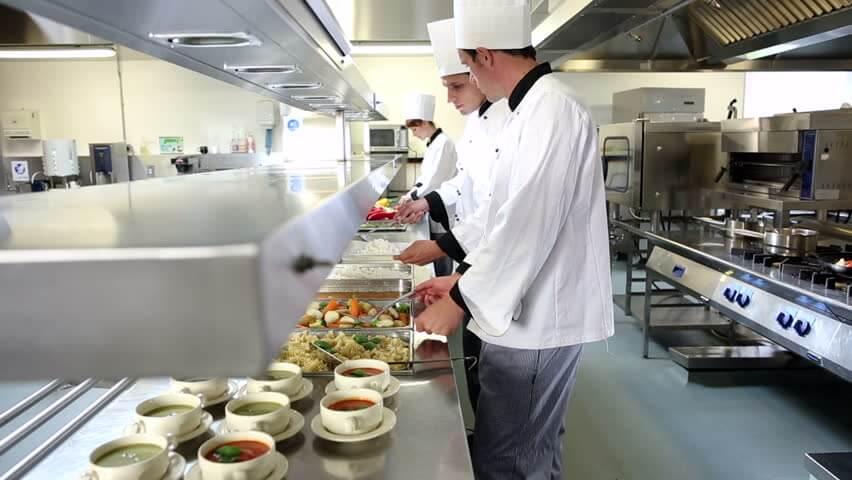 bucatarie restaurant
