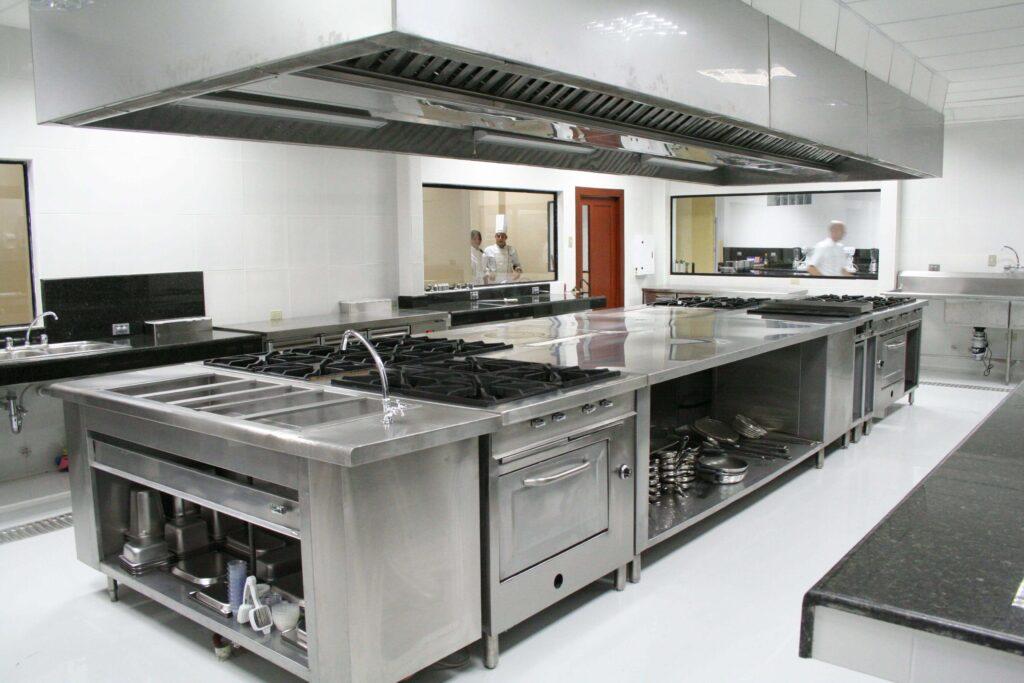 echipamente bucatarie restaurant